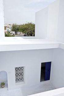 Dar Mim, refurbishment and addition in Hammamet Tunisia