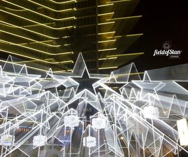 Wishing upon a star for peace, love and hope in Lebanon