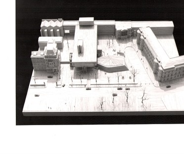 The Anatomy of a Building, exhibition in London