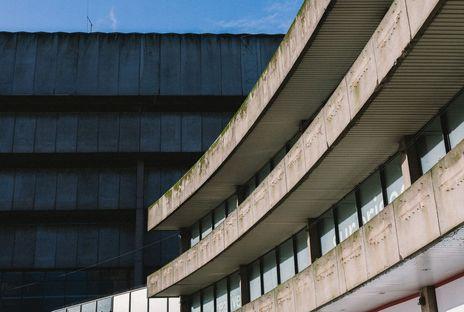 Birmingham Central Library, demolition has begun