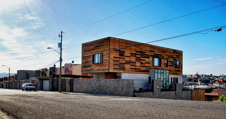 ... The 3 Rs Of Sustainability Are Architecturally Expressed In The Project  For Casa Lopez Lujano In Tijuana, Mexico, Designed By Local Architecture  Firm, ...