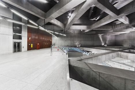 Spora Architects and the M4 line in Budapest