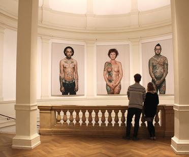 Tattoo exhibition at the Museum für Kunst und Gewerbe Hamburg