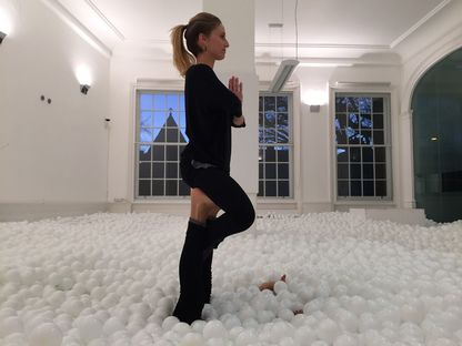 JUMP IN! Installation by Pearlfisher, London