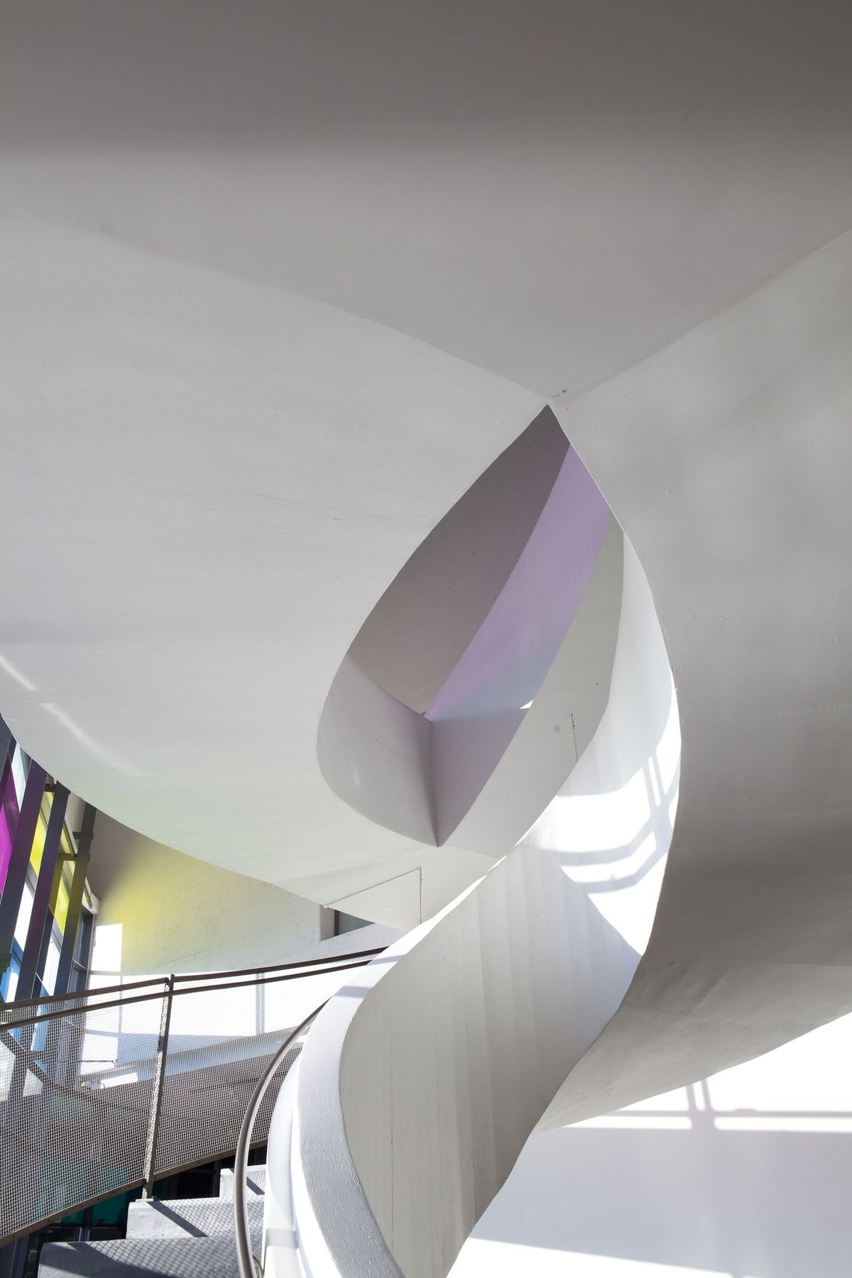 Design By: Kiasma Museum Helsinki Designed By Steven Holl Reopens