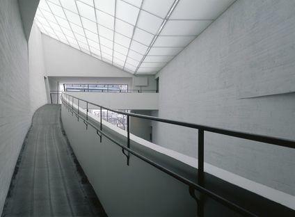 Kiasma museum, Helsinki designed by Steven Holl reopens