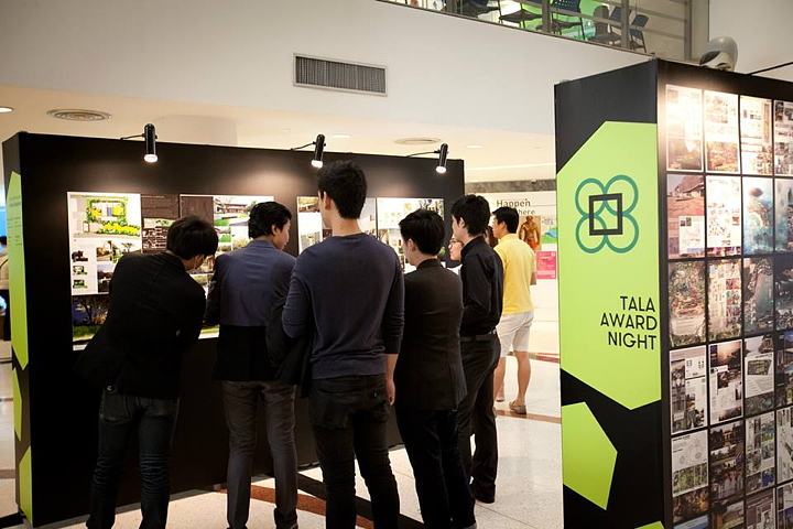 Landscape Vision 2015 By TALA Is The Name Of Competition Organised Thai Association Architects