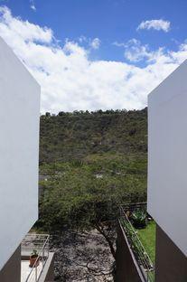 Pillagua House by Najas Arquitectos, Quito.