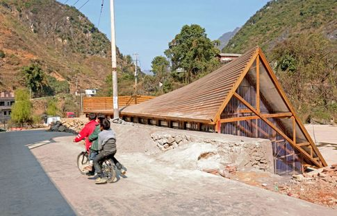 Rebuilding for the community after the earthquake: The Pinch