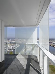 Park Tower, Antwerp by Studio Farris