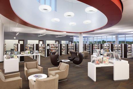 2015 AIA ALA Library Building Awards Cedar Rapids Public