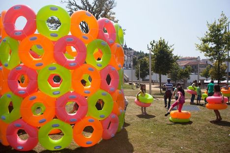 playLAND by LIKEarchitects, Portugal