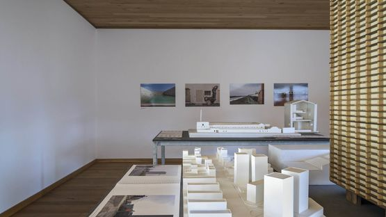 Exhibition of Eduardo Souto de Moura 1980-2015 in Hombroich