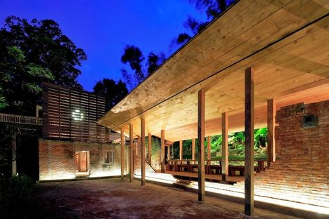 Global Award for Sustainable Architecture to Marco Casagrande