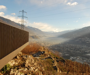 Metrogramma makes the most of the Rhaetian side of Valtellina