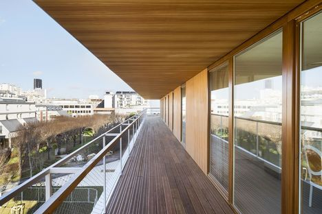 NDBS, a multipurpose facillity in Paris by AZC