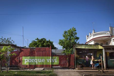 Boa Mistura at the Bienal de la Habana 2015