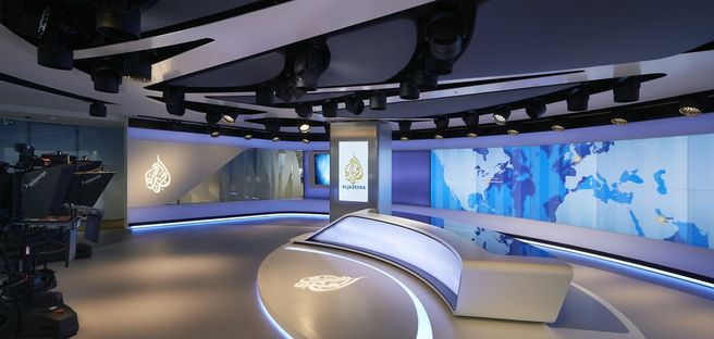 KMEX-TV Channel 34 LA Newsroom Lighting Update – Intensity Advisors