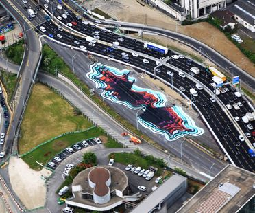 Galerie Itinerrance, Street Art on the ring road in Paris