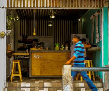 Hamaca Juice Bar by RED Arquitectos in Veracruz, Mexico