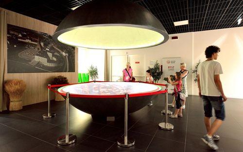 Livegreenblog Milan Expo 2015 at the Russian pavilion