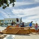 Recognition for the Sunset Parklet by INTERSTICE Architects in San Francisco