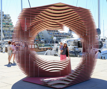 The winners of the X Festival des Architectures Vives in Montpellier