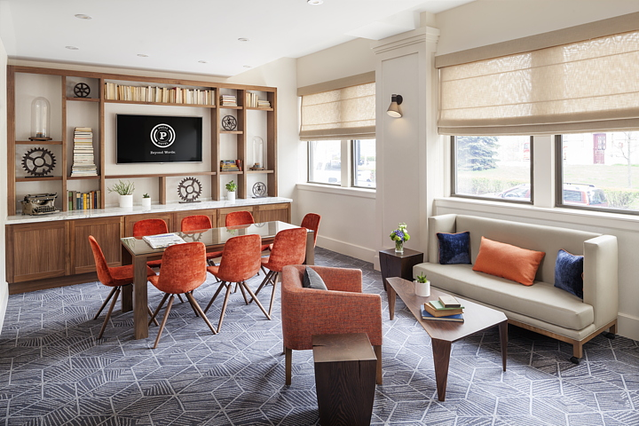 The Press Hotel In Portland By Stonehill Taylor