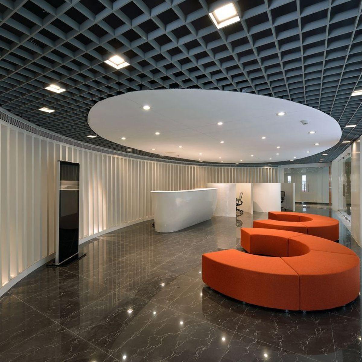 abin design studio and the newtown school in kolkata india