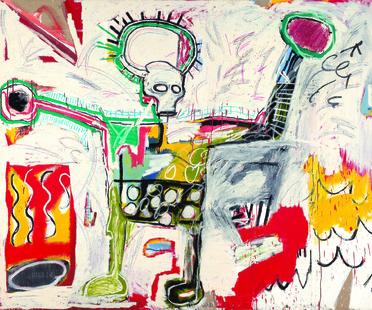 Guggenheim Museum Bilbao exhibits Basquiat