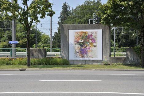 Joan Mitchell retrospective at Kunsthaus Bregenz