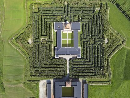 The biggest maze in the world