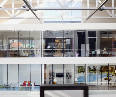 Airbnb and the new headquarters at 888 Brannan in San Francisco