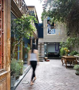 Casa Azul in Lima by Marina Vella Arquitectos