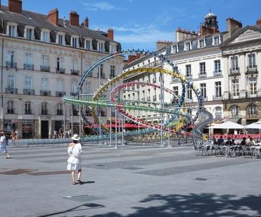 Stellar by Baptiste Debombourg in Nantes