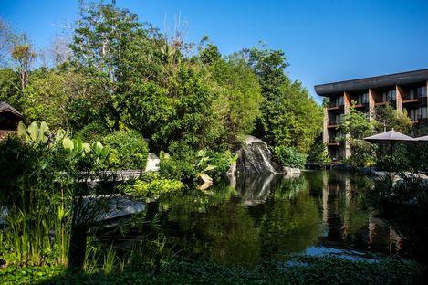 Award-winning Landscaping at Phuket, Thailand