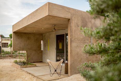 Loft Vivero converting a shelter into a home