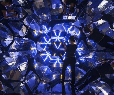 Perspective Playground at the Palais de Tokyo, Paris