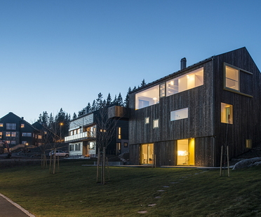 Top of Olso by Schjelderup Trondahl architects