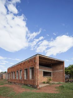 Community development centre in Paraguay
