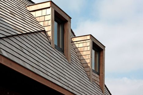 Passive house by derksen|windt architecten in Haarlem