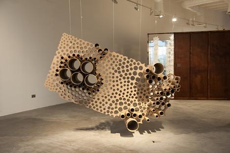 Dubai Design Week, installations