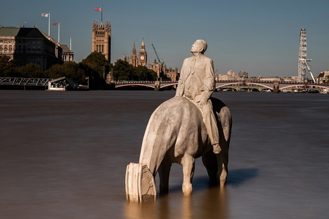 The Rising Tide by Jason deCaires Taylor for COP21