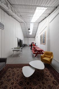 Grupo Sud, an open working space by 57STUDIO
