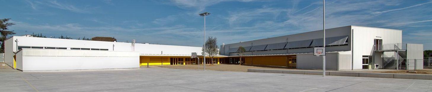 Marta Mata School by Comas-Pont arquitectes
