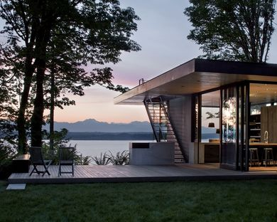 A house in nature by mw works
