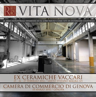 VITA NOVA - 6th edition of the restoration days