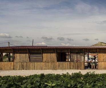 A community kitchen, Terras da Costa