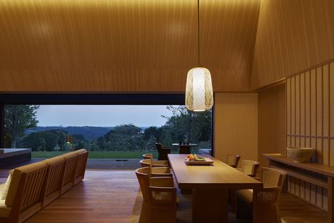 Amanemu, relax in the middle of the Japanese nature