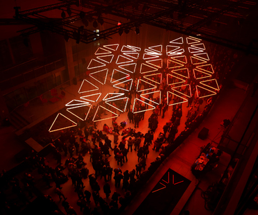 Luminale 2016 for the Light+Building exhibition
